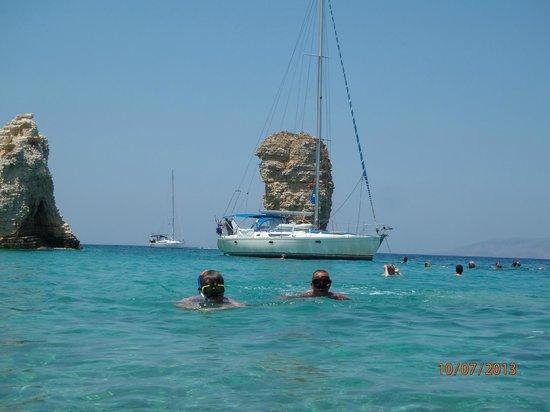 Náxos, Griekenland: naxos