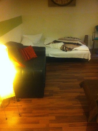 AS Apartmenthaus : Bed
