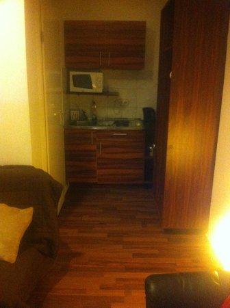 AS Apartmenthaus : Kitchen