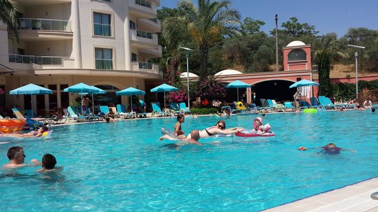 Cosmopolitan Resort Hotel: Deilig med litt avkjøling i varmen