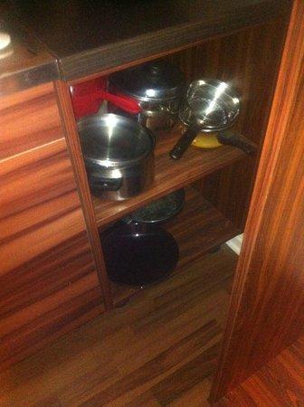 AS Apartmenthaus: Kitchen