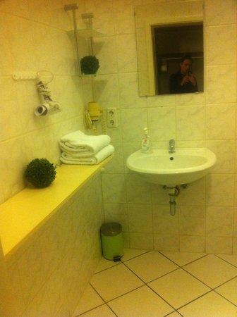 AS Apartmenthaus : Bathroom