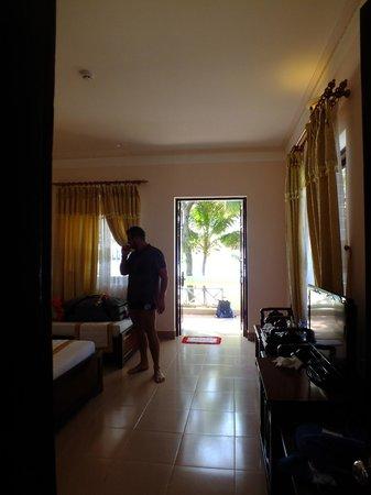Thien Hai Son Resort: autre vue chambre