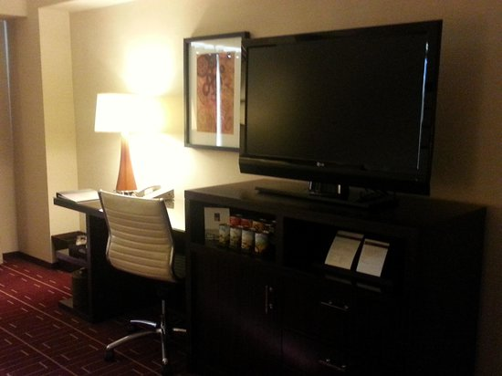 Hyatt Regency Sacramento: Amenities