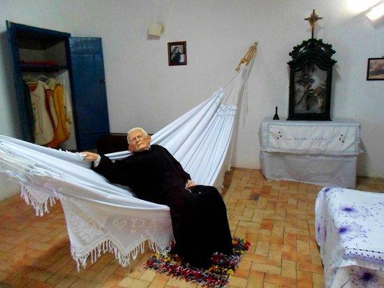 Juazeiro do Norte: Réplica do quarto do Padre Cícero