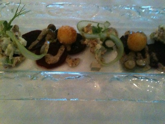 The Conservatory : perfect starter...