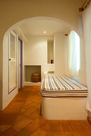 Les Lezards Bed & Breakfast: Bedroom