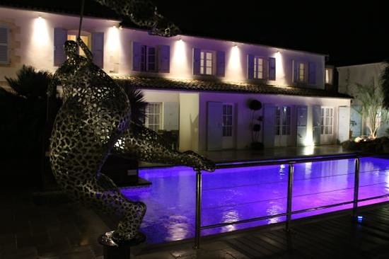 Hotel Le Clos St Martin : 31/12/2013
