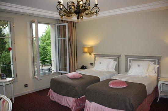Villa Lara Hotel: Room 208