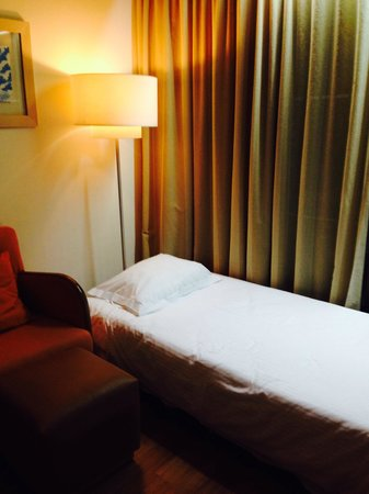 Alion Beach Hotel: Extra bed