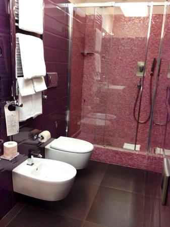 Class House : Salle de bain