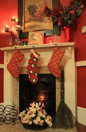 Carroll House Bed and Breakfast: Merry Christmas