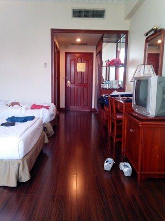 Camera Phnom Penh hotel