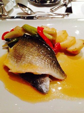 Alion Beach Hotel : Dinner