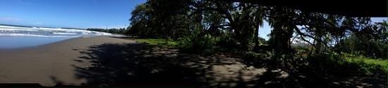 El Encanto Inn: vista plaja nigra