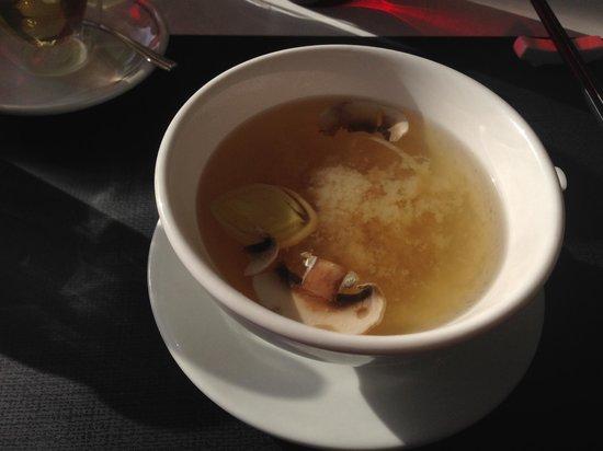 Umami : Soupe Miso