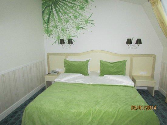 Residence Hotel & SPA: полулюкс ротонда