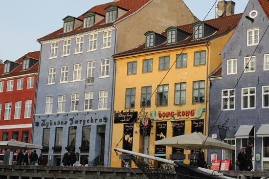 Nyhavn : yummy food
