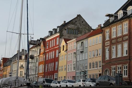 Nyhavn : colours