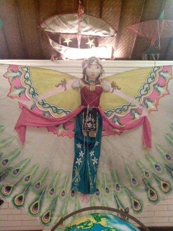 Kite Museum of Indonesia : contoh layang-layang