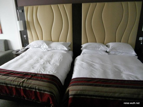 Hilton Vienna Danube Waterfront: Betten