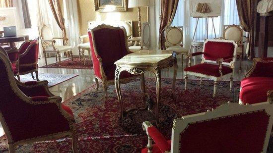 Villa Las Tronas Hotel  & Spa: Una delle sale dell'albergo
