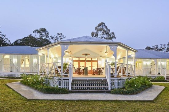 Brooloo, Australien: View of main rotunda