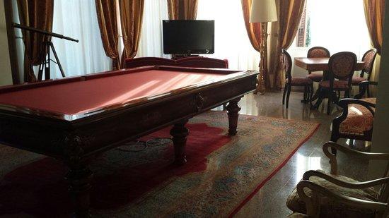 Villa Las Tronas Hotel  & Spa: Sala svago...