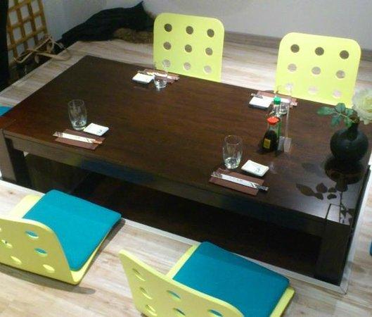 Totoro : Salon privé