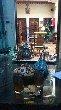 Dar Yanis : l'accoglienza