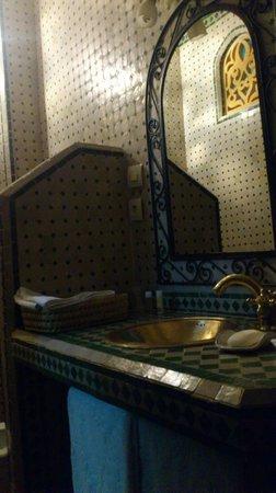 Dar Yanis : il bagno