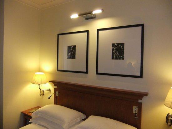 Starhotels Metropole : camera molto accogliente e pulitissima