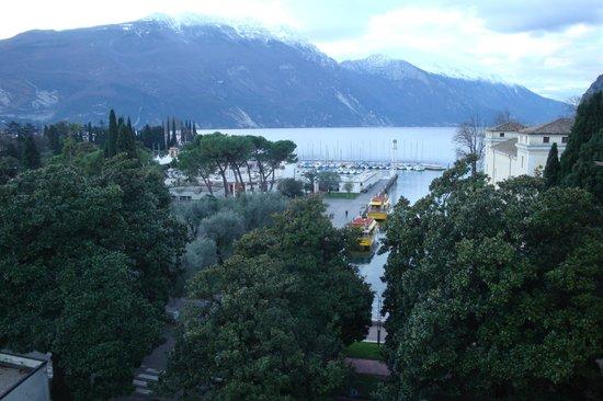 Grand Hotel Riva : ...und SOOO ´ne Aussicht!
