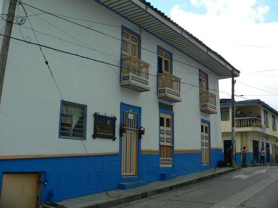 Ciudad de Segorbe Hostel Salento: hotel