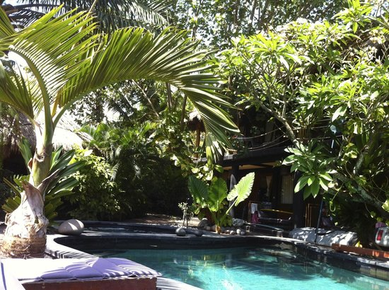 The Green Room Seminyak: Pool