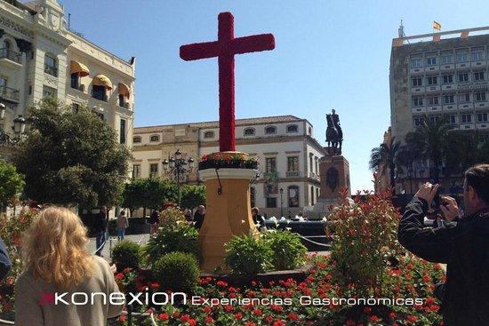 Província de Córdoba, Espanha: Paseo y tapas por las Cruces de Mayo