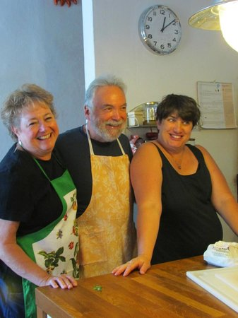Alessandra Federici's Cucina Cooking School : Cooking with Alessandra
