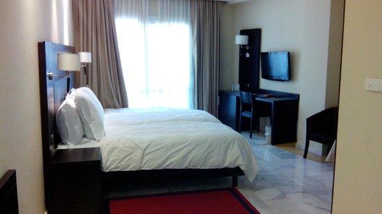 Hotel Cesar: chambre tres correcte