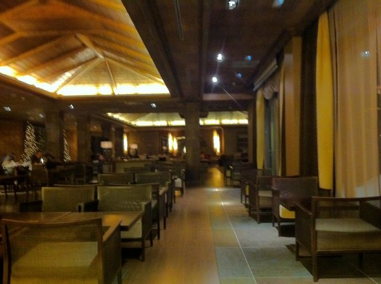 Hotel Val de Neu GL : Le restaurant