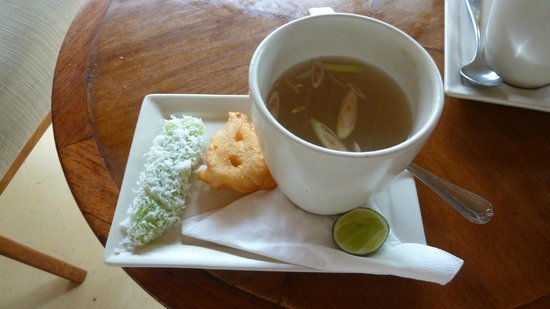Alila Manggis: Afternoon tea