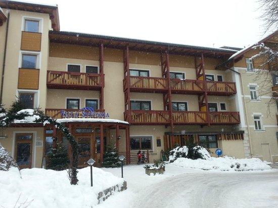Hotel Villa Stefania : Esterno 2