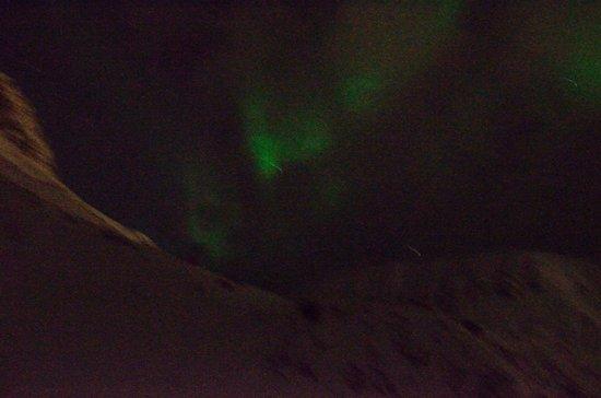 Spitzbergen Adventures: aurora