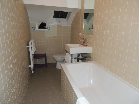 Hotel Arvor Saint Georges : toilet
