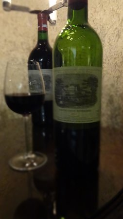 BD Tours: Wine Tours In Bordeaux : Generous pour from $1,200 bottle of wine