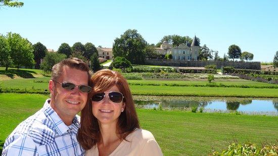 BD Tours: Wine Tours In Bordeaux : Lafite