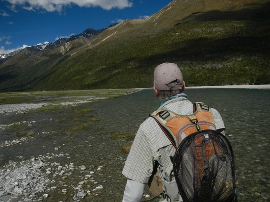 Trout Bohemia Guided Fly Fishing: Back Counrty New Zealand