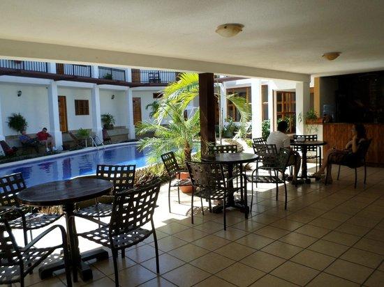 Hotel Mozonte : restaurante