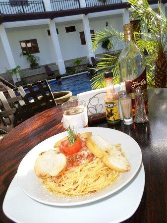 Hotel Mozonte: mmmm delicioso