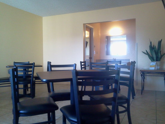 Econo Lodge: Breakfast Room
