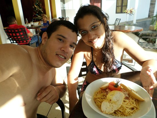 Hotel Mozonte: disfrutando del restaurante
